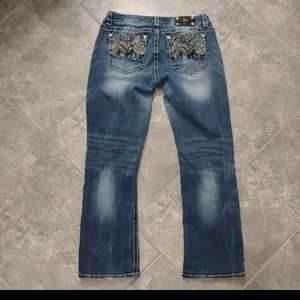 Miss me jeans size 32/31 easy boot mid